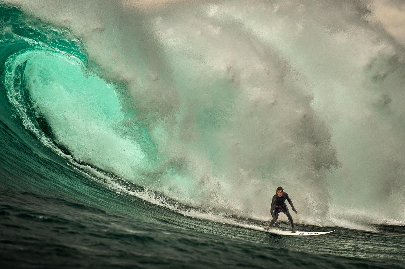 rusty long surfing aileens ireland