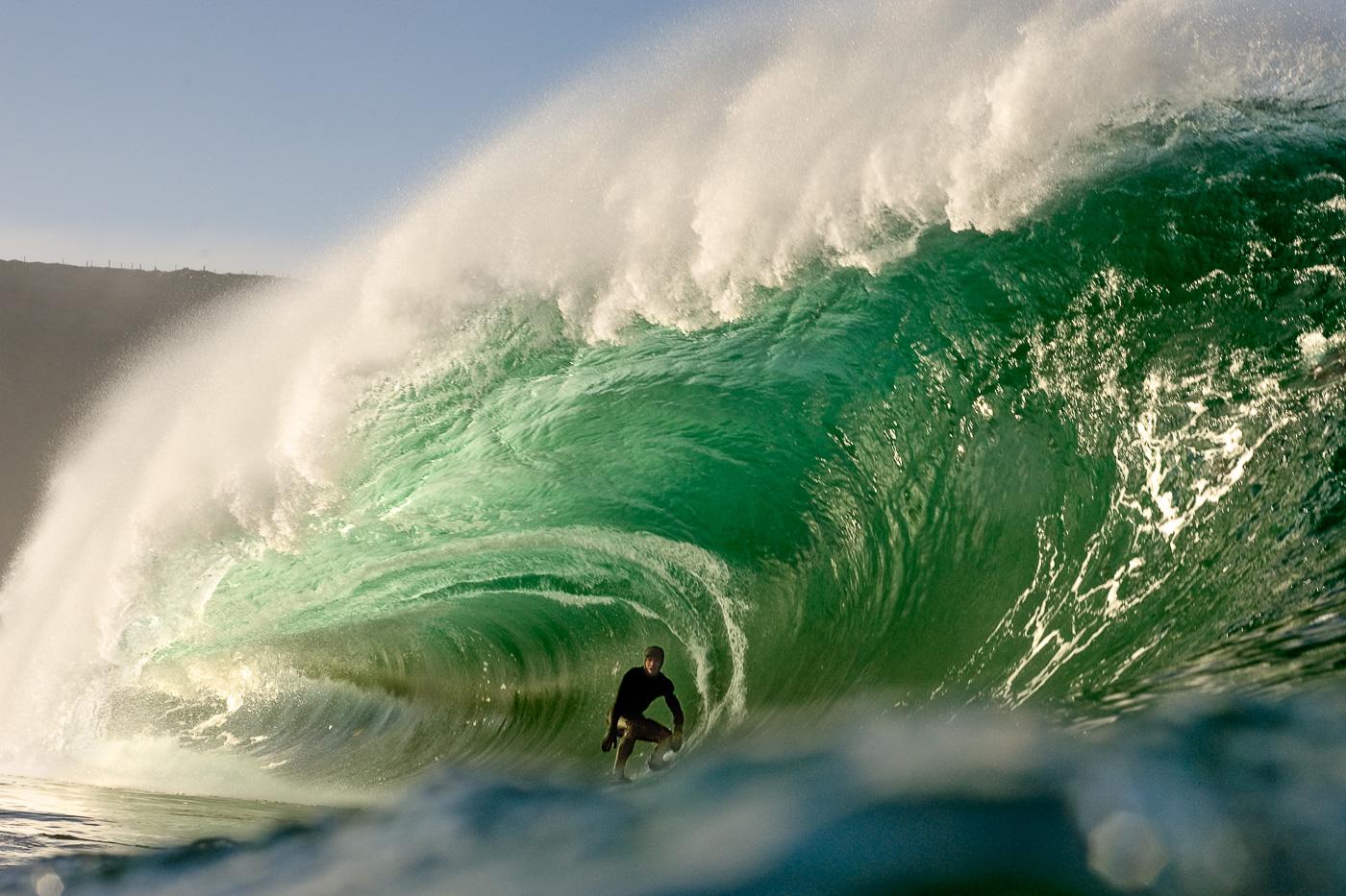 tom lowe surfing ireland