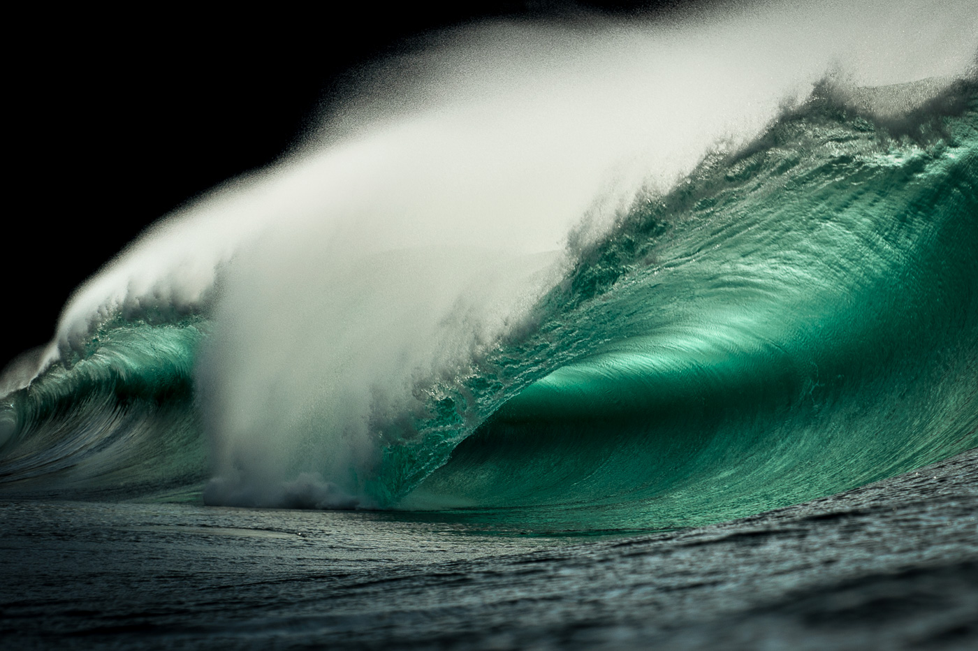 Riley's Irish wave