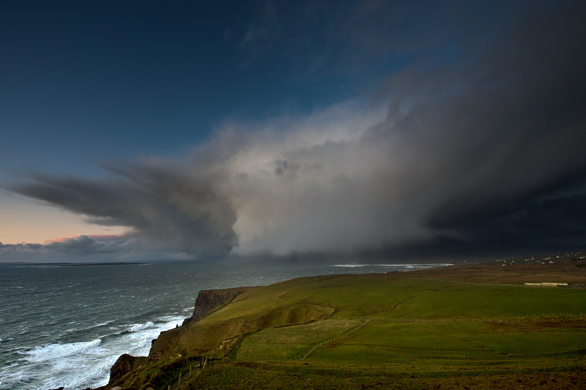 hurricane frank doolin county clare