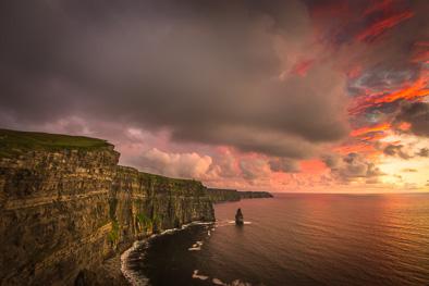 beautiful Irish scenery