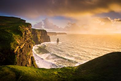 art photo cliffs of moher