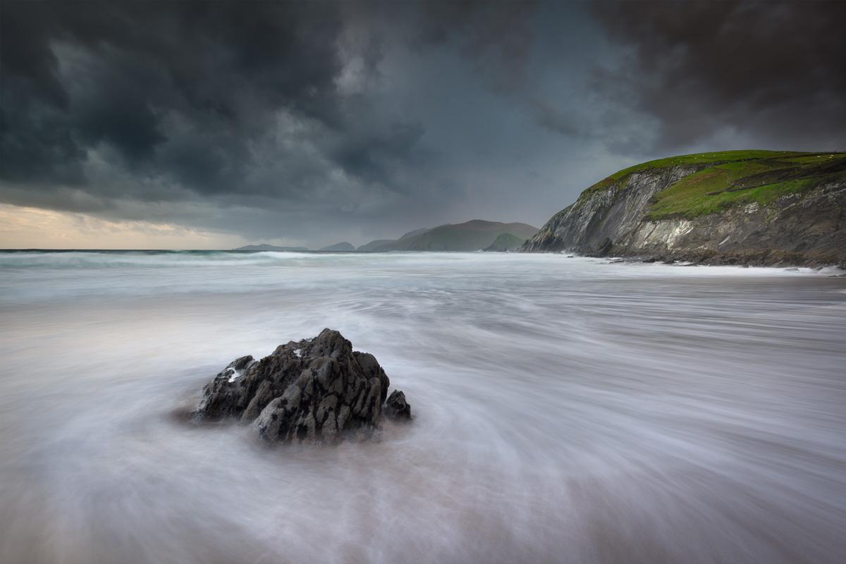 wild ireland beach