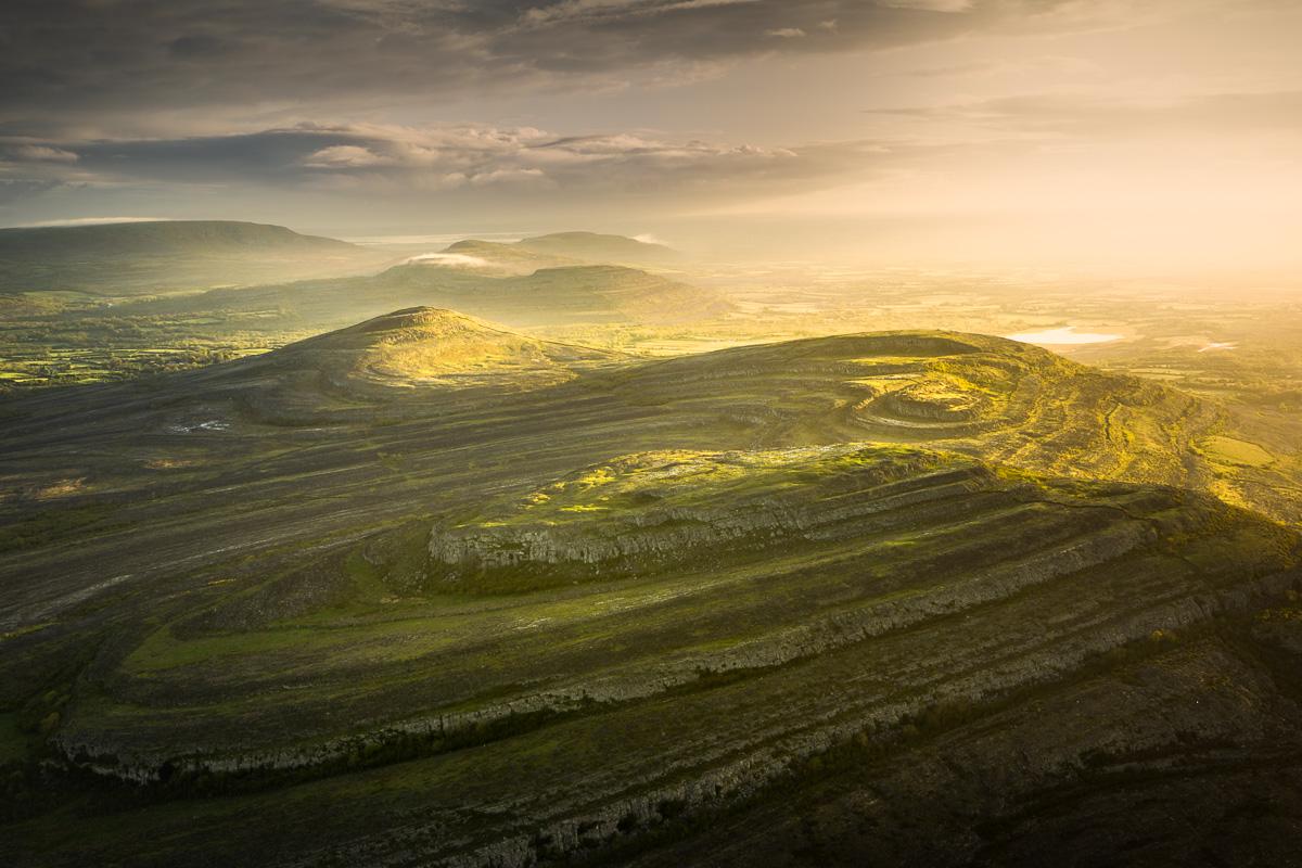 burren landscape photo
