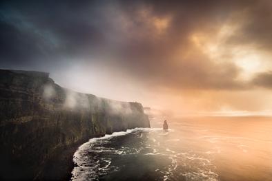 Best Cliffs of Moher photos
