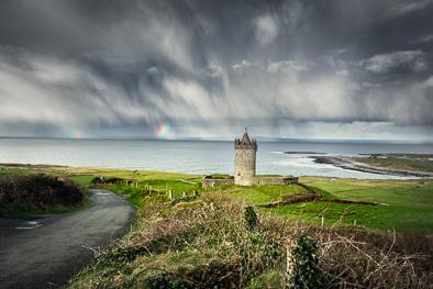 Doolin Castle prints for sale