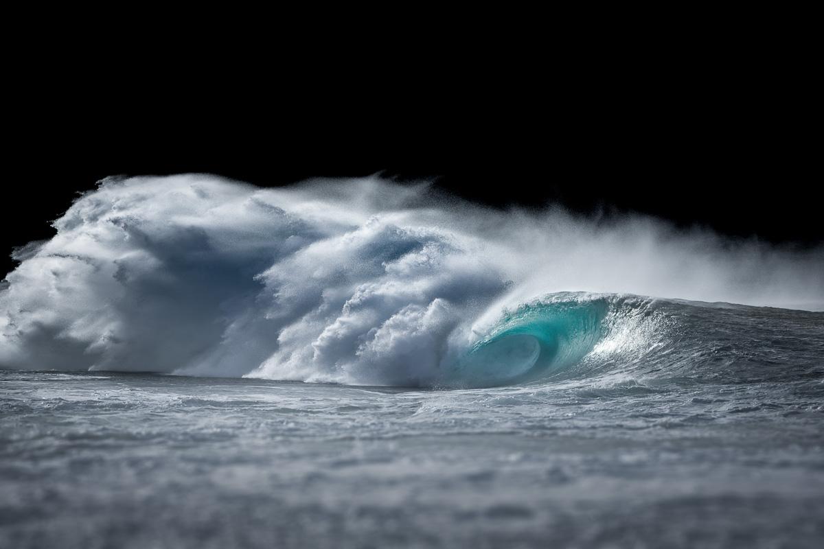 Emerald waves Ireland