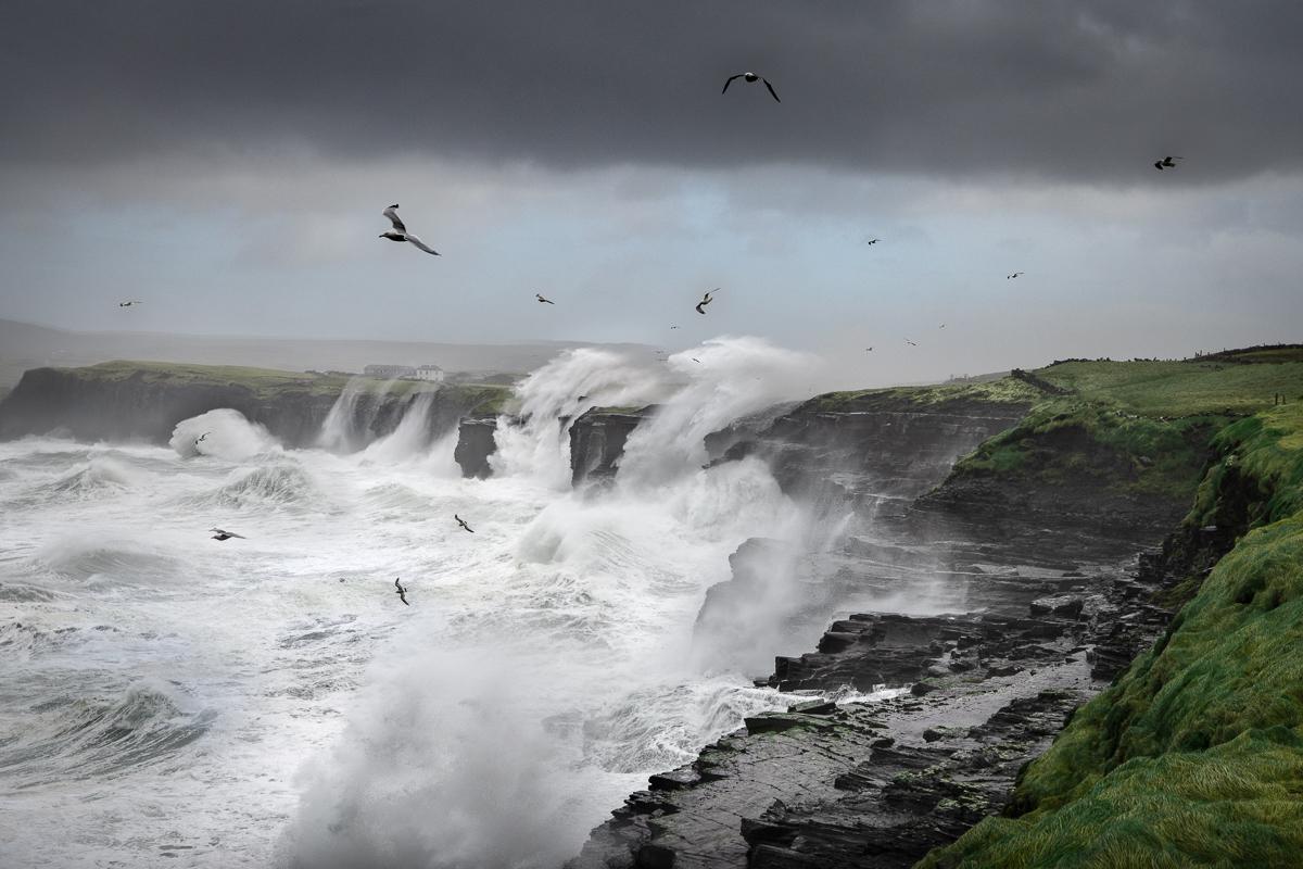 Storm Dennis 2020 Ireland