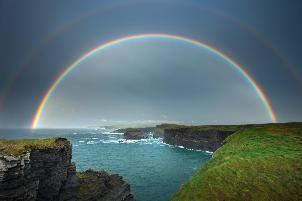 rainbow_kilkee_cliffs_county_clare
